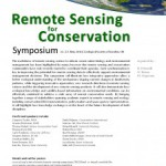 Symposium: Remote Sensing for Conservation – ZSL 2014
