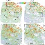 Capability of Spaceborne Hyperspectral EnMAP Mission for Mapping Fractional Cover for Soil Erosion Modeling