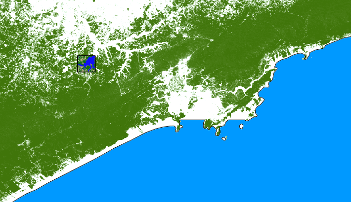new 30m landcover data available