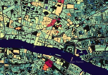 Free LiDAR data for some UK cities