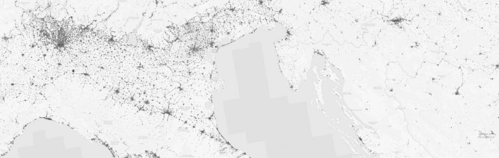 Global Urban Footprint data released by DLR