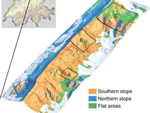 article: Mapping functional diversity from remotely sensing