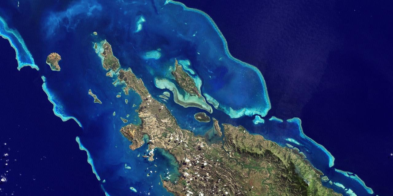 Research Specialist in Geospatial Science – terrestrial and coral landscapes